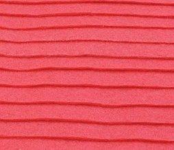 Textil - F36 - Filc - 20x30 cm, hrúbka 1 mm - lososová tmavá - 8066281_