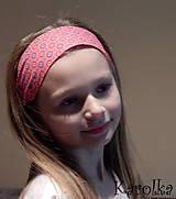 Ozdoby do vlasov - Čelenka pre deti - 8067518_