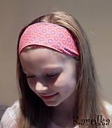 Ozdoby do vlasov - Čelenka pre deti - 8067519_