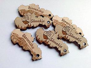 Kľúčenky - Kľúčenka Slovensko - 8066105_