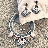 Sady šperkov - Luxury pigeon - set - 8068287_