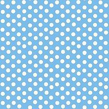Papier - guličky na modrom - 8069140_