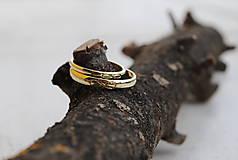 """Prstene - Obrúčky """"nekonečno"""" úzke - 8070370_"""