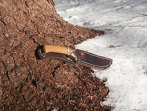 Nože - Nôž do lesa - 8073387_