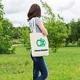 Nákupné tašky - Ovocie-Zelenina (bavlnená taška) - 8072502_