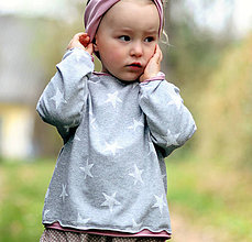 Detské oblečenie - Mikča Hvězdná - 8071984_
