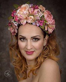 Ozdoby do vlasov - Rozkvitnutá jar - 8076502_