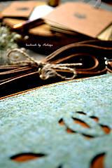 Kabelky - Ani veľká ani malá ľudová kabelka (farebné kombo!-zelená)  - 8075595_