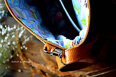 Kabelky - Ani veľká ani malá ľudová kabelka (farebné kombo!-zelená)  - 8075598_