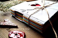 Papiernictvo - Svadobná kniha/plánovač/album - 8076763_