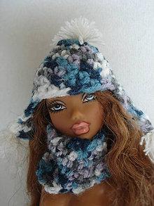 Hračky - Barbie  ušianka - 8074850_