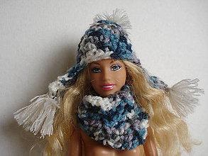 Hračky - Barbie - nákrčník - 8074878_