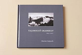Knihy - Tajomnosť okamihov (kniha fotografií) - 8075362_