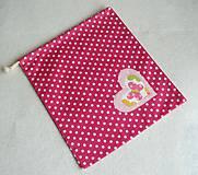Detské tašky - Vrecko na prezúvky či pyžamko...  č.1 - 8076542_