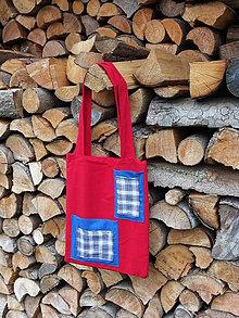 Nákupné tašky - kapsa v kapse - 8076352_
