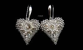Náušnice - Angel - 8076854_