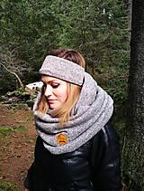 Ozdoby do vlasov - Melange ways - termo čelenka - 8075913_