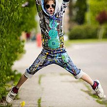 Detské oblečenie - Origo kraťasy - chlapci 8-15 rokov - 8077596_
