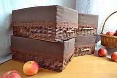 Košíky - Čokoládky pre VIKI/ks - 8076191_