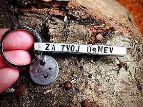 Kľúčenky - ZA TVOJ ÚSMEV ... MALUNKÁ :) - 8079821_