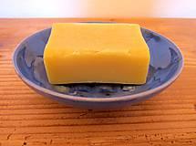 Nádoby - mydlovnička levanduľový záhon - 8079260_