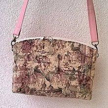 Kabelky - Pastelová - kabelka malá (typ VI.) - 8081080_