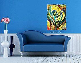 Obrazy - Magická láska- fotoprint - 8077910_