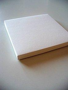 Krabičky - krabička na svadobné oznámenie - 8079560_