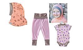 Detské oblečenie - Komplet MERINO 68-74/80 - 8079145_