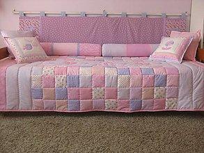 Úžitkový textil - nežná romantika :-) - 8078747_