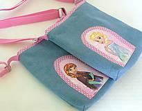 Detské tašky - Detská taška rifľová - 8079293_