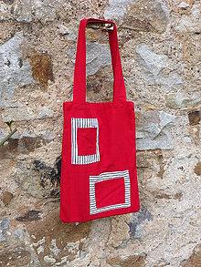 Nákupné tašky - taška kapsářní - 8079435_
