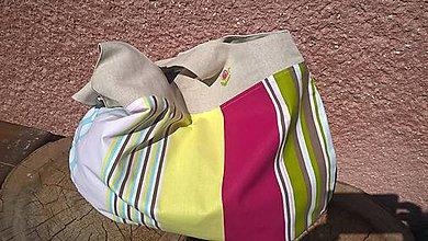 Veľké tašky - Taška na všetko - 8079566_
