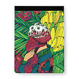 Papiernictvo - Skicár B5 Banánová záhrada - 8079175_