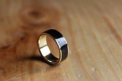 Prstene -  Prsten Luxury Gold    - 8081560_