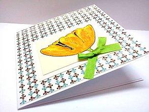 Papiernictvo - Pohľadnica ... tulipán - 8084032_
