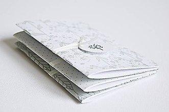 Papiernictvo - 3 zápisníky zelenkavé