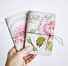 Papiernictvo - 2 zápisníky \