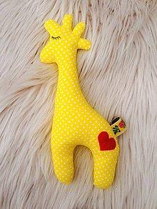 Hračky - Žirafka :) - 8081911_