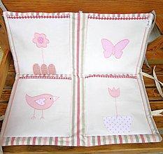 Textil - Sladký Vintage kapsár  - 8082999_