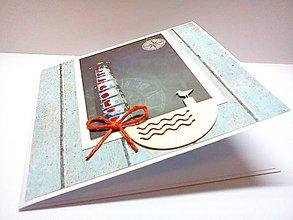 Papiernictvo - Pohľadnica ... pre muža - 8087268_