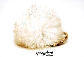 Ozdoby do vlasov - GUMIČKA Bunny - 8085256_