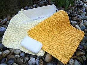 Úžitkový textil - Žinky na umývanie - 8087791_