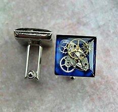Šperky - Manžetové gombíky - 8088415_