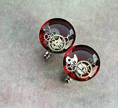 Šperky - Manžetové gombíky - 8088448_