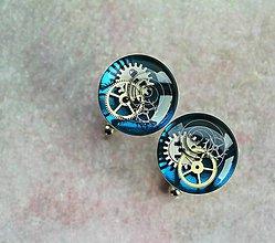 Šperky - Manžetové gombíky - 8088466_