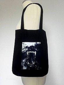 Iné tašky - Povedz to taškou ! - 8088725_