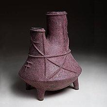 Dekorácie - Keramická váza - 8085805_