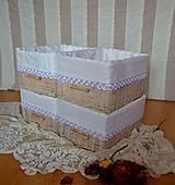 Košíky - Boxy IVKA/ks - 8086638_