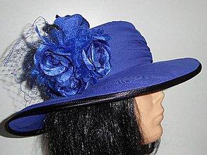 Čiapky - Spoločenský klobúk - 8085773_